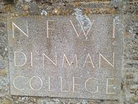 Plaque at Denman
